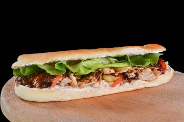 Big Njam sendvič